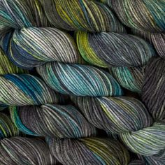 Winter Slant of Light (Worsted Weight)