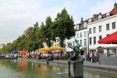 Place Sainte-Catherine © Kristel Van Loock