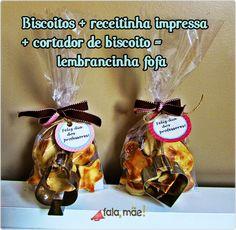 Presentinho para o dia do professor,mini kit biscoitos