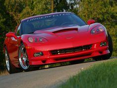 ♥Red Corvette♥