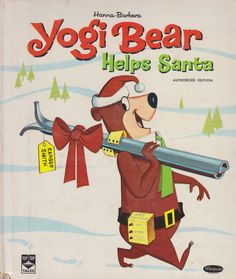 Title: Hanna Barbera: Yogi Bear Helps SantaSeries: Top Top Tales 2498 Characters: Yogi Bear, Boo Boo Bear, Ranger Smith, Santa Claus Noticeably absent characters: Cindy Bear, Ranger Jones Creators: by...