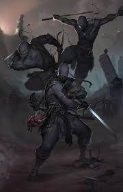 Resultado de imagem para ninja pathfinder