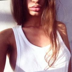 Find images and videos about girl, hair and Hot on We Heart It - the app to get lost in what you love. Bella Beauty, Bikini, The Most Beautiful Girl, White Tank, Pretty People, Braided Hairstyles, Fashion Beauty, Hair Makeup, Hair Beauty
