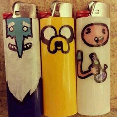 Adventurous lighters