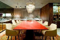 Salas de jantar-50 modelos maravilhosos e dicas de como decorar!