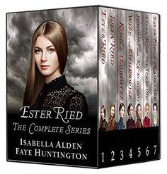 Ester Ried, The Complete Series by Isabella Alden https://www.amazon.com/dp/B01JUW6UAW/ref=cm_sw_r_pi_dp_x_etqLyb1HN5MF9