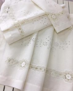 French Country Tables, Crochet Tablecloth, Table Linens, Embroidery, Sewing, Modern, Cheongsam, Handmade, Home Decor