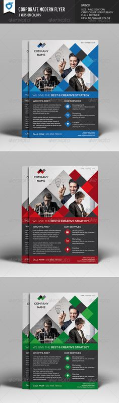 Corporate Modern Flyer Template PSD | Buy and Download: http://graphicriver.net/item/corporate-modern-flyer/8204405?WT.ac=category_thumbWT.z_author=LeafLoveref=ksioks