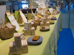 Jenora Soaps: Our First Trade Show