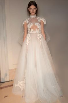 increible vestido de novia!!!