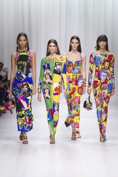 Versace spring summer 2018
