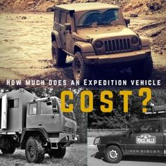 How much does an expedition vehicle cost? - http://www.terratrotter.eu/how-much-does-an-expedition-vehicle-cost/ - How much does it cost to travel the world?  Want to know more about the price tag of buying or building an expedition vehicle, then this is the right post for you. Learn also about the cost distribution of Terratrotter's truck.Terratrotter    #overland #overlanding #adventuretravel #travel #Truck