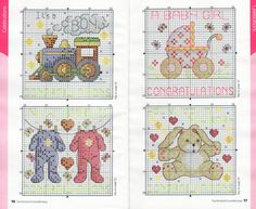Gallery.ru / Photo # 51 - The world of cross stitching 153 + application 120 Charts - tymannost