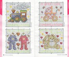 Gallery.ru / Фото #58 - The world of cross stitching 153 + приложение 120 Charts - tymannost