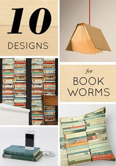 10 Beautiful Book-Inspired Designs Our Favorite Reads Right Now