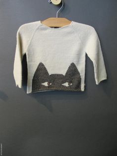 Cat Sweater - someday, in the far future I will figure out how to create something like this...muahahah