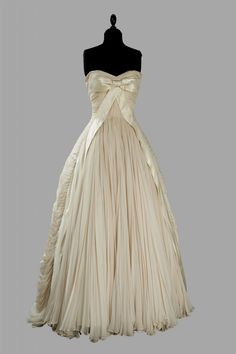 1950's Maggy ROUFF Gown