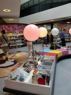 Library Design | Children's Area - Almere
