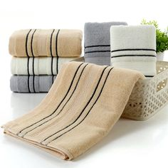 Cotton Bath Towel – Stylish Splash Shop Desk, Towel Rod, Home Organisation, Static Electricity, Face Towel, Bath Sheets, Cotton Towels, Bath Towels, Sale Items
