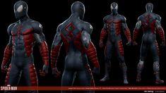 Noir Spiderman, Spiderman Movie, Batman Universe, Marvel Cinematic Universe, Marvel Avengers, Marvel Comics, Iron Spider Suit, Marvel Comic Character, Cosplay