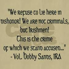 bobby sands quotes - Google Search