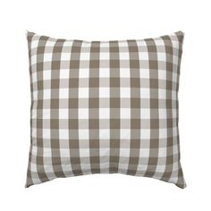 Large Fall Plaid by littlearrowdesign Red Tartan Cotton Sateen Pillow Sham Bedding by Spoonflower Red White And Blue Pillow Sham