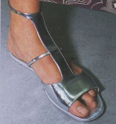 fashion harpers bazaar mar 2003 usa prada silver