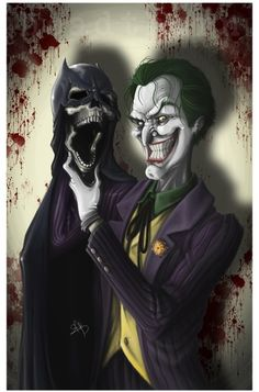 The Joker by Head Thorn