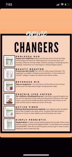 Game Changer, Herbalife, Weight Loss Program, Fat, Challenges, Flourish