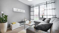 Sugestões de decoração em tons de cinza