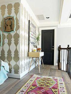 Four Stunning Hallway Ideas