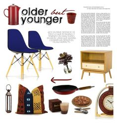 """""""older but younger"""" by littlenomaden ❤ liked on Polyvore featuring interior, interiors, interior design, home, home decor, interior decorating, Herman Miller, Jayson Home, Neiman Marcus and Hermès"""