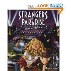 need it in hardback  Strangers in Paradise: Treasury Edition (Library Binding)