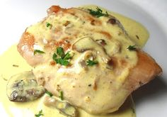 Chef Kendra's Easy Cooking!: Show #136 Sauteed Chicken with Mushroom Cream Sauce