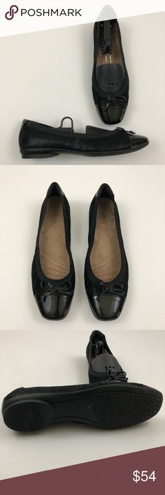 1c127f1a2f8e3d Clark's Artisan Candra Glow Ballet Flats EUC, these are stylish and  practical. Beautiful fine
