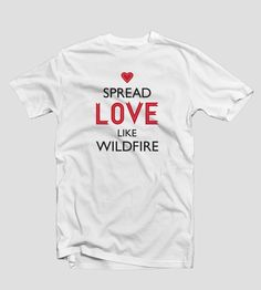 Wildfire Tees: 100% proceeds benefit victims of wildfires in Colorado