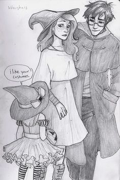 Harry and Ginny unwittingly find themselves in muggle London a little too close to Halloween.