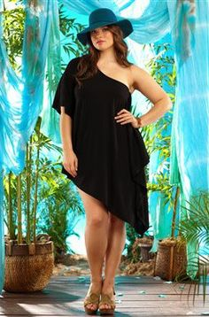 Perfect plus size cover ups from Everything But Water