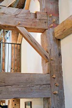 Timber Frame Barn Post and Beam