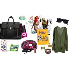 what's in your carry-on #travel