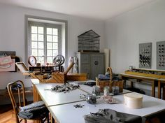 marie-gabriel's sewing room