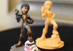 Infinity Gets Rebellious: Bringing Star Wars Rebels Characters to Disney's Hit Game