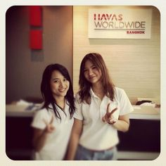 Havas Worldwide Bangkok - Rebrand Day!