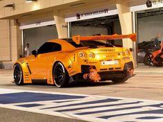 LibertyWalk LB Performance Nissan GT-R