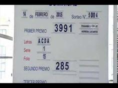 Resultados Loteria nacional de Panama sabado 14-2 -15