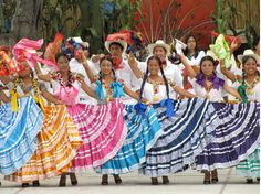 The people who live in Oaxaca now are the ancestors of the native Oaxaca. They have preserved many customs and the culture. The Oaxaca people have been around for thousands of years and it is amazing that their culture has also survived.