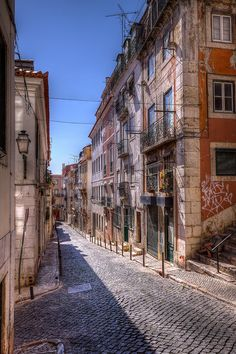 Rua do Almada, Lisbon - Portugal (von paulu)