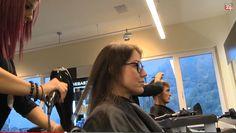 Friseur Lisa Tengg: Kurzhaarschnitt trifft auf perfekte Locken  Mehr unter >>> http://a24.me/1qVjjWA