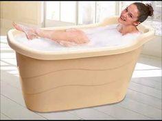 Affordable Portable Bathtub Fits HDB Bathroom Singapore