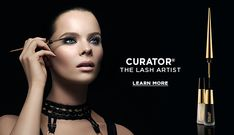 Curator The Lash Artist - Learn More
